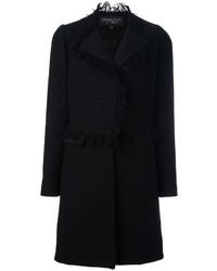 Abrigo Negro de Giambattista Valli