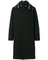 Abrigo negro de Givenchy