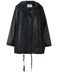Abrigo Negro de Lanvin