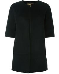 Abrigo negro de Michael Kors