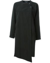 Abrigo negro de Mini Market