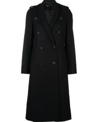 Abrigo negro de Rag & Bone