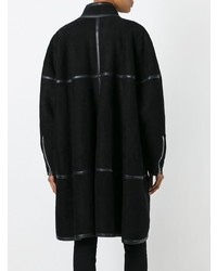 Abrigo Negro de Alaïa Vintage