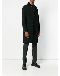 Abrigo negro de Dsquared2