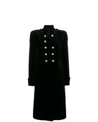 Abrigo negro de Tom Ford