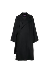 Abrigo negro de Y's
