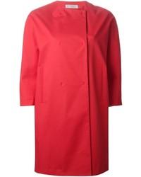 Abrigo rojo de Alberto Biani