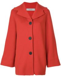 Abrigo Rojo de D-Exterior
