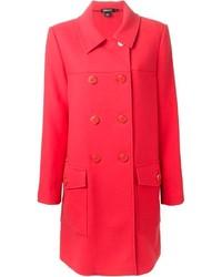 Abrigo Rojo de DKNY