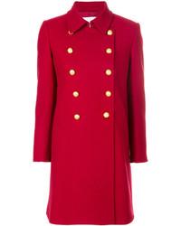 Abrigo Rojo de Dondup