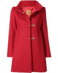 Abrigo rojo de Fay