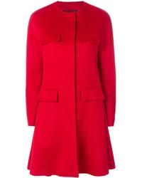 Abrigo Rojo de Giambattista Valli
