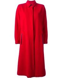 Abrigo Rojo de Gianfranco Ferre