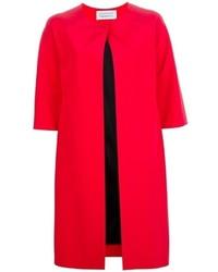 Abrigo rojo de Gianluca Capannolo