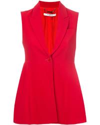 Abrigo Rojo de Givenchy