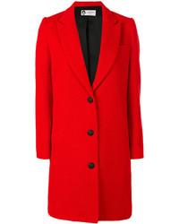 Abrigo Rojo de Lanvin