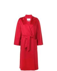Abrigo rojo de Max Mara