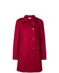 Abrigo rojo de RED Valentino