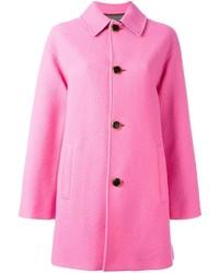 Abrigo rosa de Just Cavalli