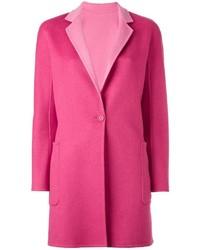 Abrigo rosa de Max Mara