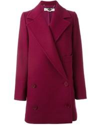 Abrigo rosa de Stella McCartney