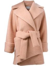 Abrigo rosado de Carven
