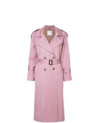 Abrigo rosado de CITYSHOP