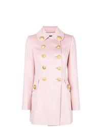 Abrigo Rosado de Dolce & Gabbana
