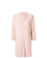 Abrigo rosado de Drome