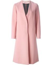 Abrigo rosado de Marni
