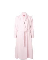 Abrigo rosado de Max Mara Studio