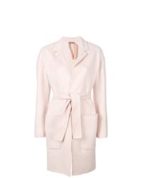 Abrigo rosado de N°21