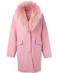 Abrigo rosado de P.A.R.O.S.H.