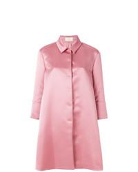 Abrigo rosado de Sara Battaglia