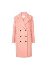 Abrigo rosado de Tibi
