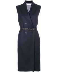 Abrigo sin mangas azul marino de Golden Goose Deluxe Brand