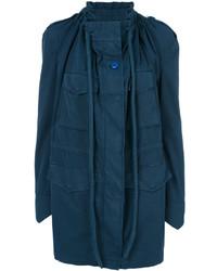 Abrigo Verde Azulado de MM6 MAISON MARGIELA
