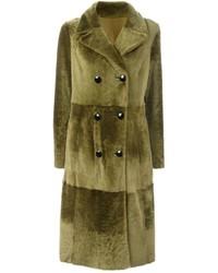 Abrigo verde oliva de Drome