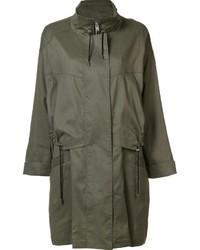 Abrigo verde oliva de IRO