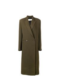 Abrigo verde oliva de Ports 1961