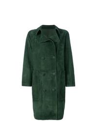 Abrigo verde oscuro de Golden Goose Deluxe Brand