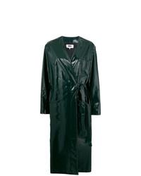 Abrigo Verde Oscuro de MM6 MAISON MARGIELA