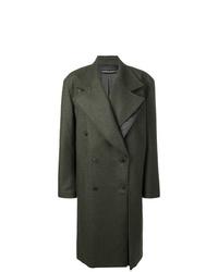 Abrigo verde oscuro de Y/Project