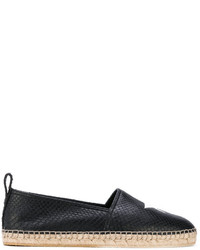 Alpargatas de estrellas negras de Givenchy