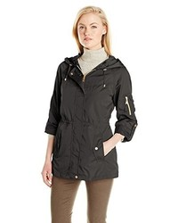 Anorak negro de Jones New York