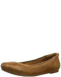 Bailarinas de cuero marrónes de Timberland