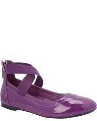 Bailarinas en violeta