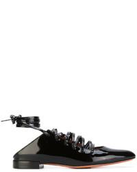 Bailarinas negras de Givenchy