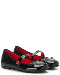 Bailarinas negras de Little Marc Jacobs