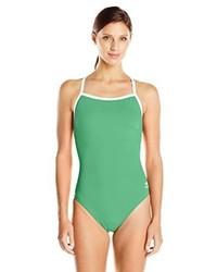 Bañador verde de Speedo